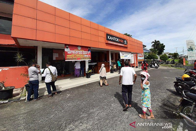 Mensos jelaskan percepatan distribusi bansos tunai lewat PT Posindo