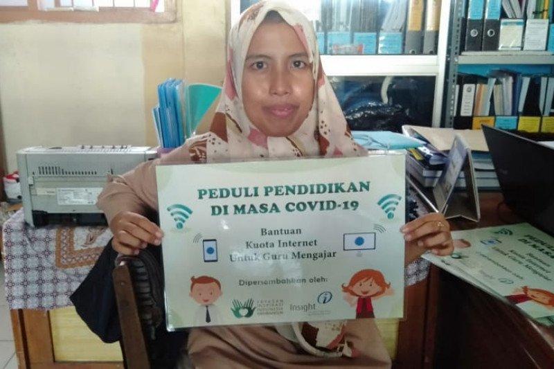 YIIM dan Insight bantu kuota internet untuk guru di Jakarta