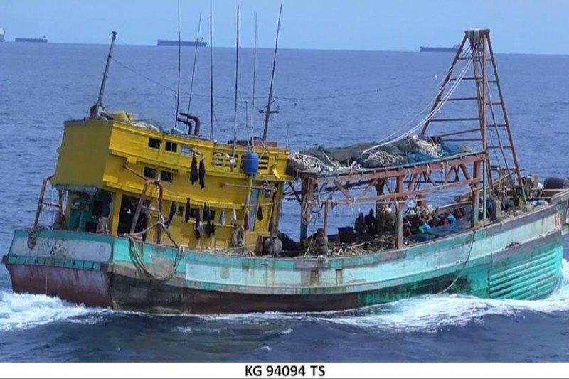 Komjak belum terima laporan dugaan penjualan kapal asing sitaan