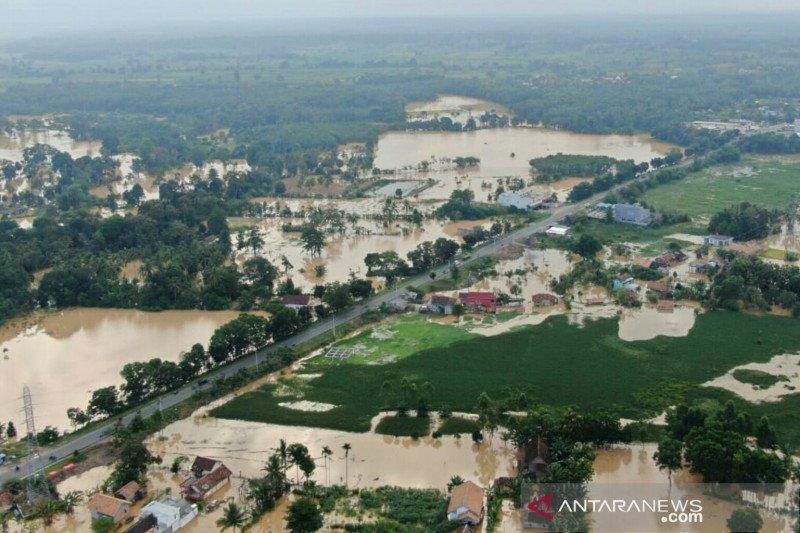 Bencana alam periode Januari - Mei 2020 di Sumsel meningkat