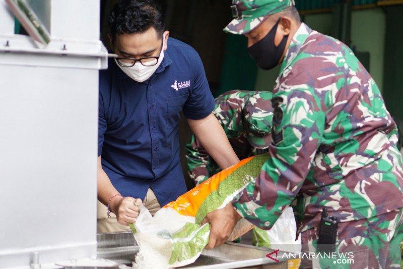 Dukung ATM beras Kementan, Pupuk Indonesia pasok 750 ton beras