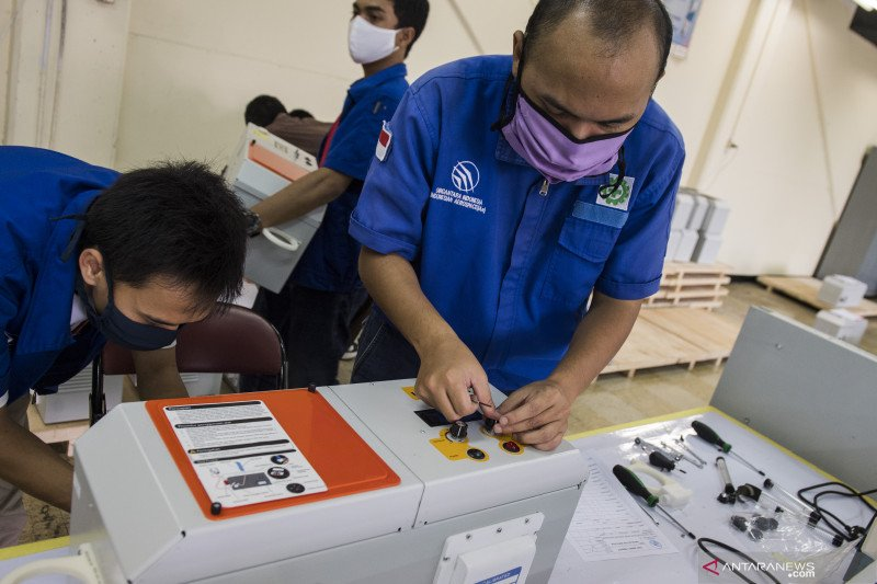 Produksi Ventilator Indonesia