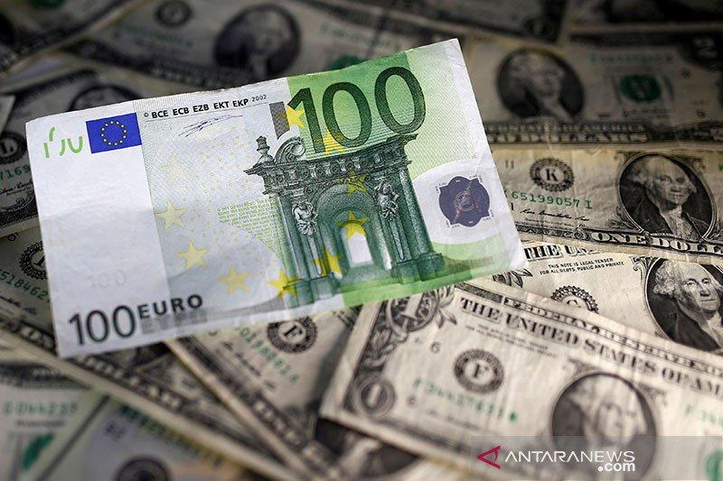 Minimalkan risiko, dolar AS menguat