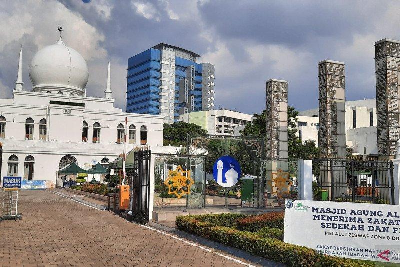 DMI Jakarta: Takbiran di masjid tidak boleh lebih dari lima orang