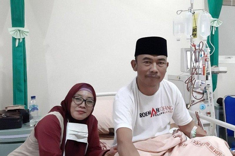 Peserta akui dapat manfaat besar JKN setelah 4 tahun jalani cuci darah