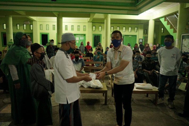 Ibas kerahkan relawan salurkan bantuan ke desa-desa