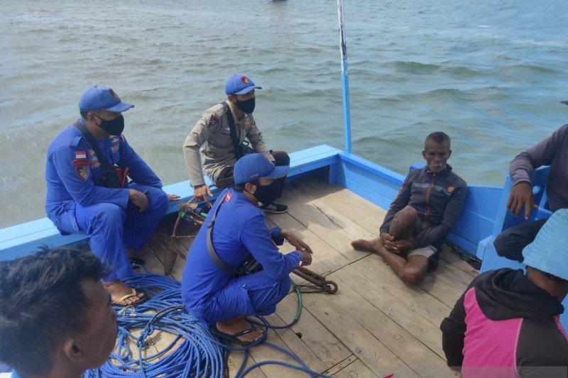 Nelayan NTT selamat setelah sepekan terombang-ambing di laut