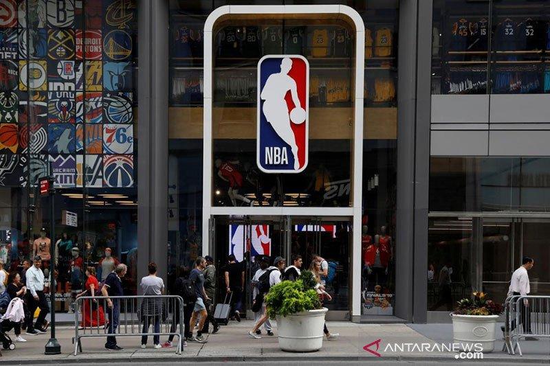 NBA izinkan pesan sosial disematkan di atas nomor punggung