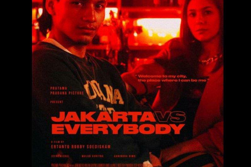 """Film """"Jakarta VS Everybody"""" angkat permasalahan anak muda di Jakarta"""