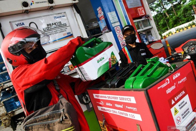 Masa Lebaran, konsumsi LPG diprediksi naik 5 persen namun BBM anjlok