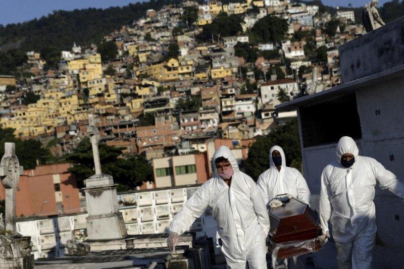 Bercermin dari horor COVID-19 di Brazil