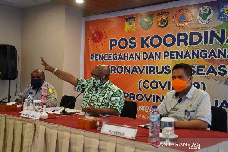 Wagub Papua harap penyusunan perdasi penanganan pandemi COVID-19 diselesaikan