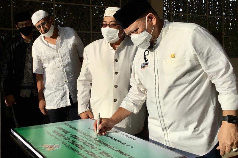 Ketua DPD La Nyalla resmikan Rumah Tahfidz Center Kabupaten Malang
