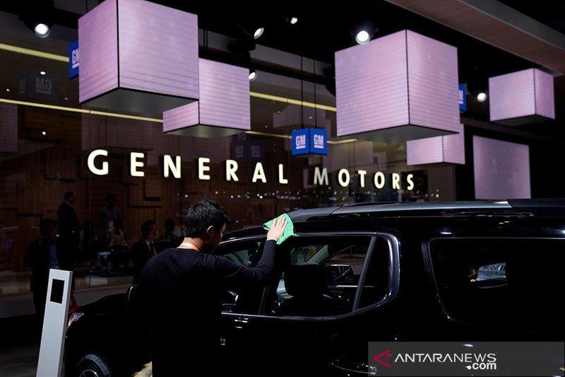 GM akan hentikan produksi di Brasil selama 20 hari