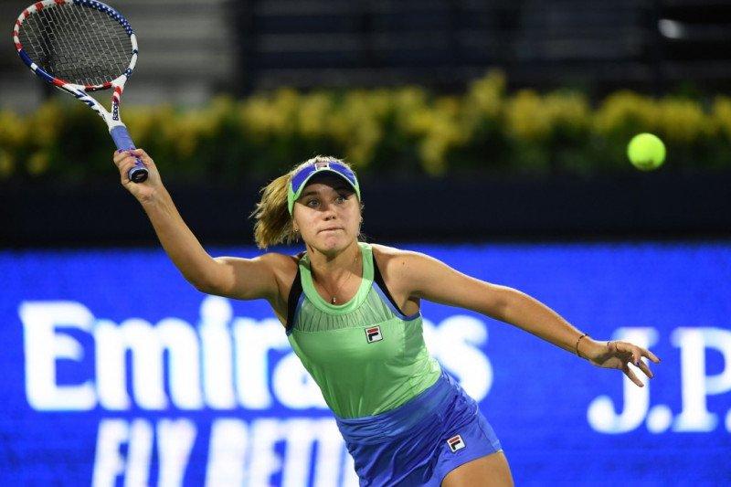 Andreescu dan Kenin pimpin 16 petenis putri pada turnamen Juni