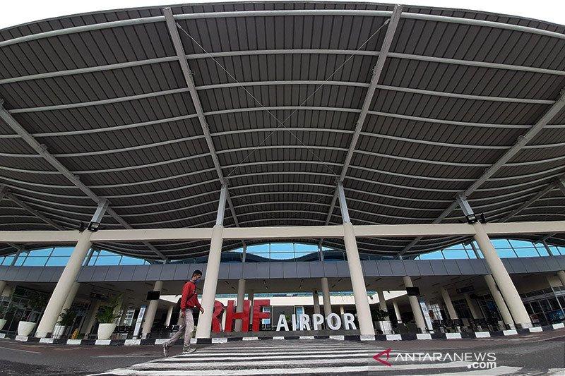 H-1 Lebaran, penumpang Bandara RHF Tanjungpinang hanya dua orang