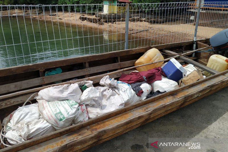 Lantamal IV tangkap 4 pelaku perampokan di perairan Batam