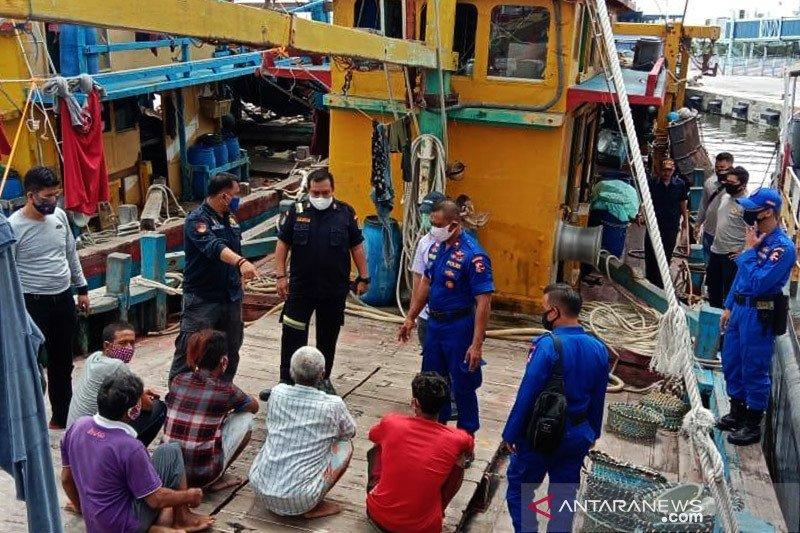 2 kapal ikan Malaysia ditangkap saat