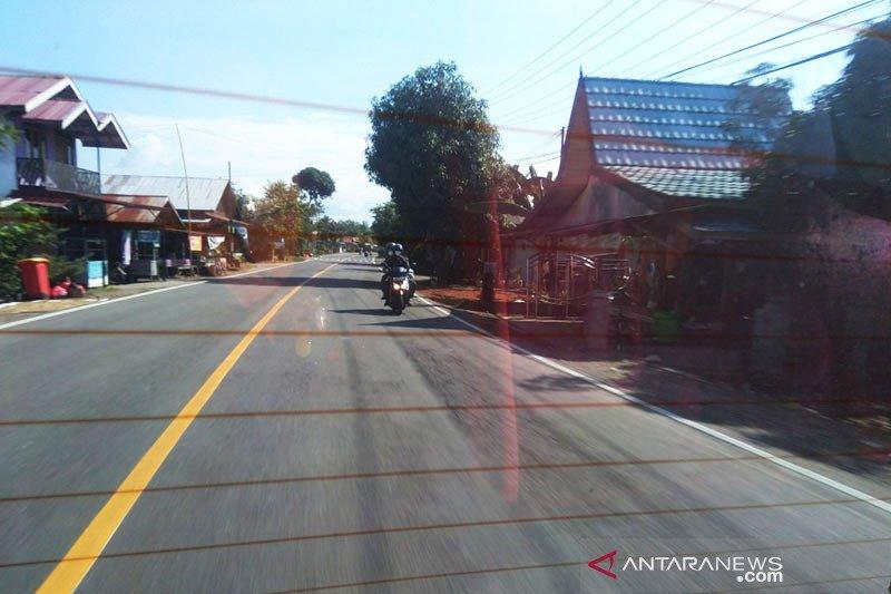 H-1 Lebaran di kota ini sepi, banyak angkutan tanpa penumpang