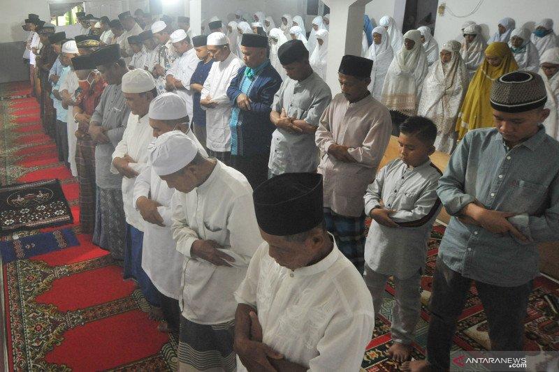 Idul Fitri Tarekat Naqsabandiyah