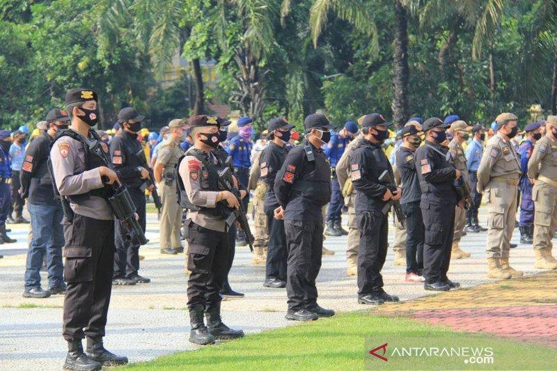 Pemkot Jaksel kerahkan 300 personel Satpol PP patroli malam takbiran