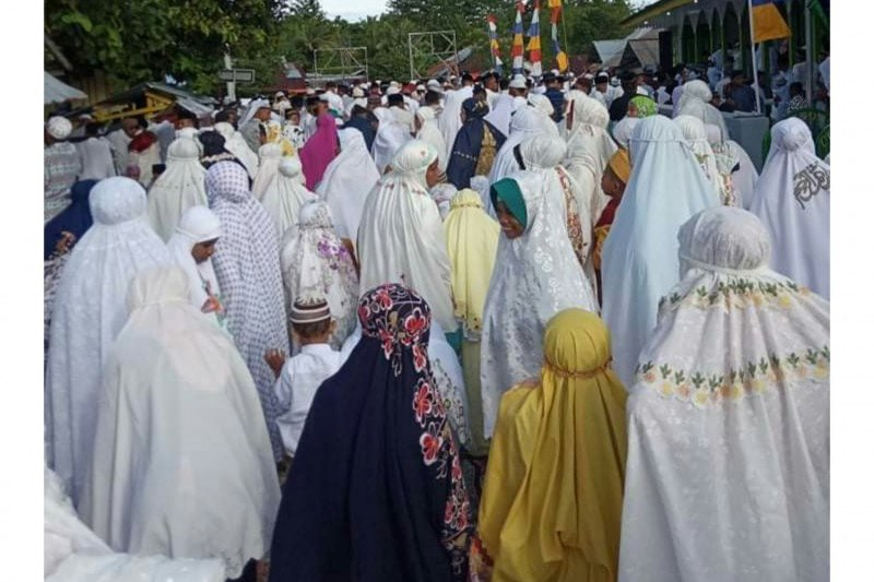 Sejumlah desa muslim di Pulau Ambon sudah rayakan Idul Fitri 1441 H