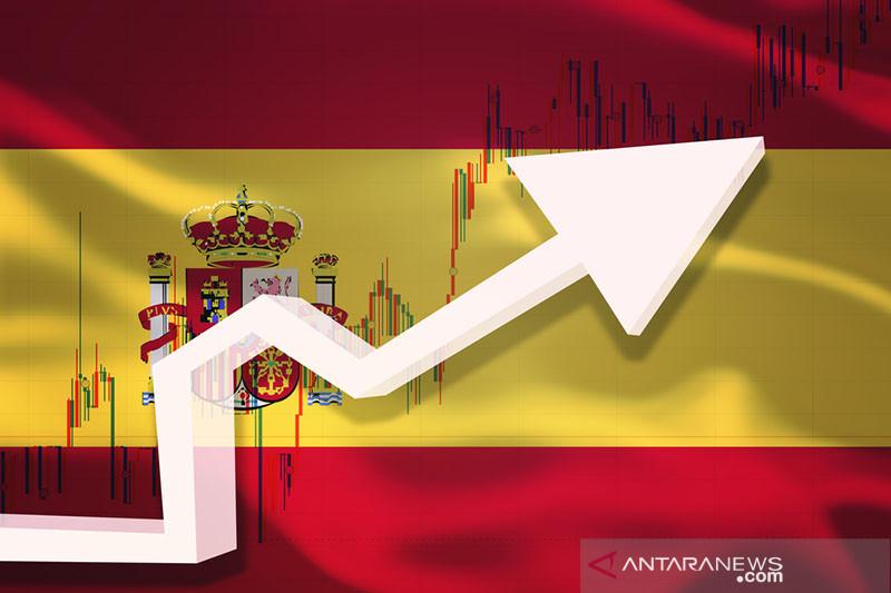 Saham Spanyol finis di zona merah, indeks IBEX 35 jatuh 0,31 persen