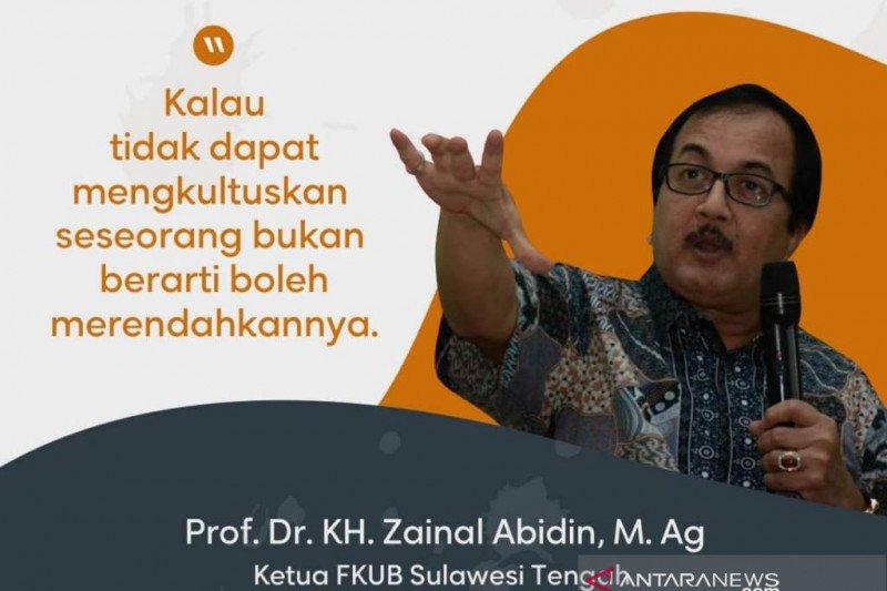 Prof Zainal: Idul Fitri momen bangkitkan persaudaraan sesama manusia