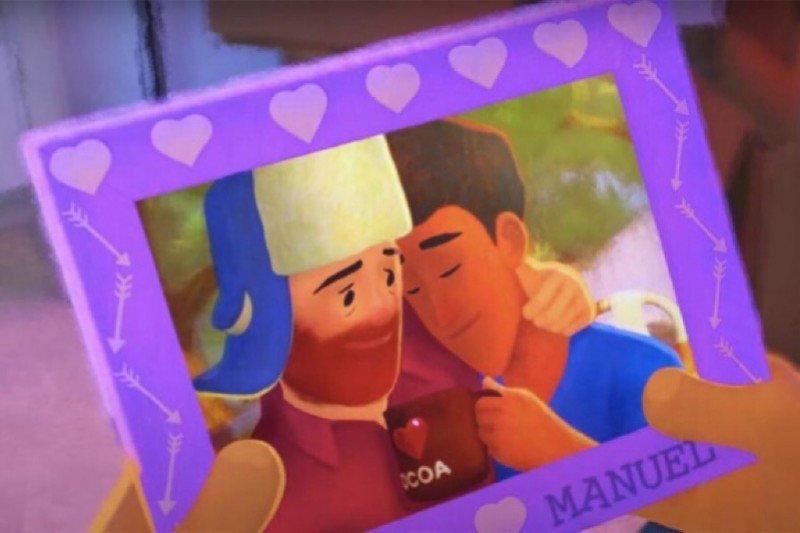 Pixar garap film dengan tokoh gay sebagai karakter utama