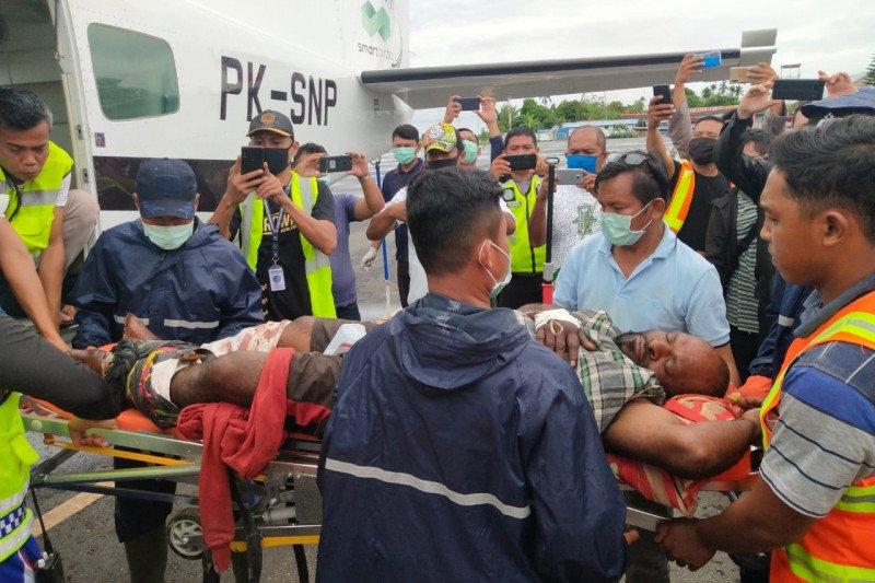 Satgas Nemangkawi buru KKB penembak anggota Gugus Tugas COVID-19