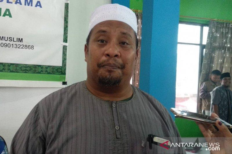 Umat Islam Mimika doakan Indonesia pulih dari wabah COVID-19