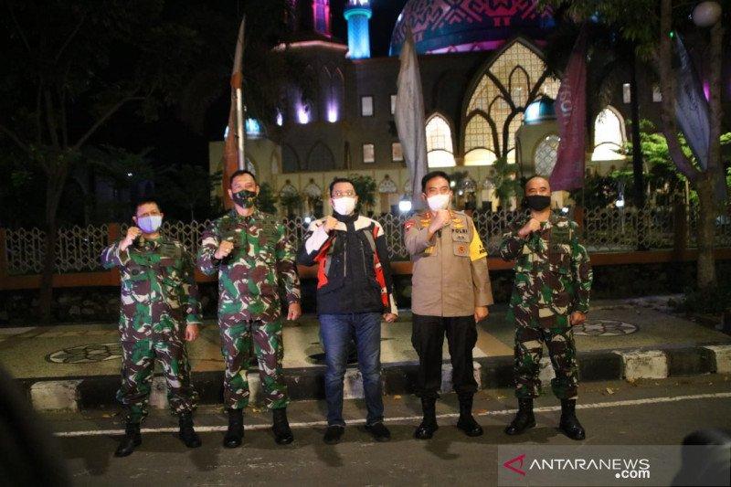 Perayaan Idul Fitri NTB di tengah Pandemi COVID-19 terpantau kondusif