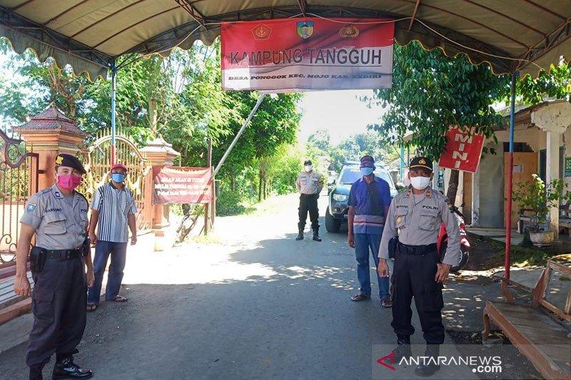 Kediri bangun kampung tangguh cegah penyebaran COVID-19