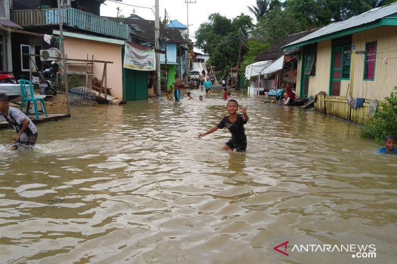 Bantu korban banjir, pemerhati sungai dirikan posko di Gunung Lingai