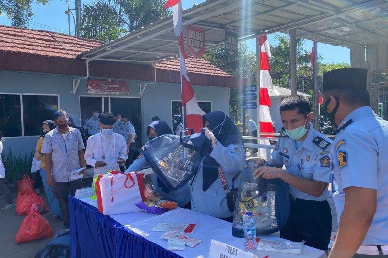 778 warga binaan Lapas Salemba dapat remisi Idul Fitri