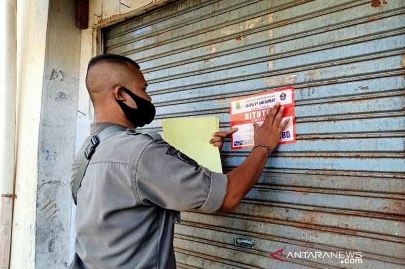 Pemkab Cianjur tutup operasional pertokoan kecuali sembako