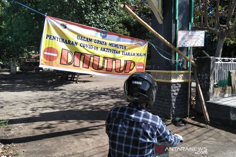 Mataram tutup objek wisata religi