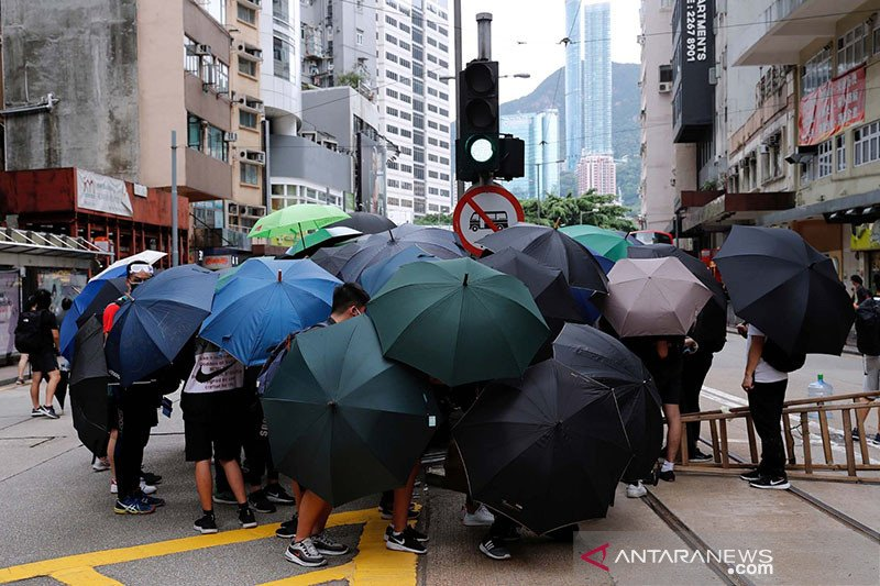 Hong Kong nyatakan