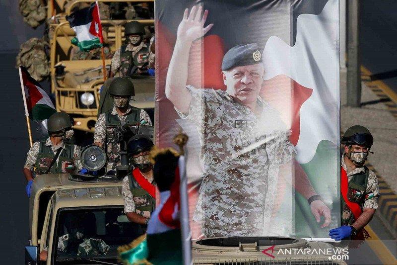 Raja Yordania, pemimpin Palestina harap Biden hidupkan proses damai