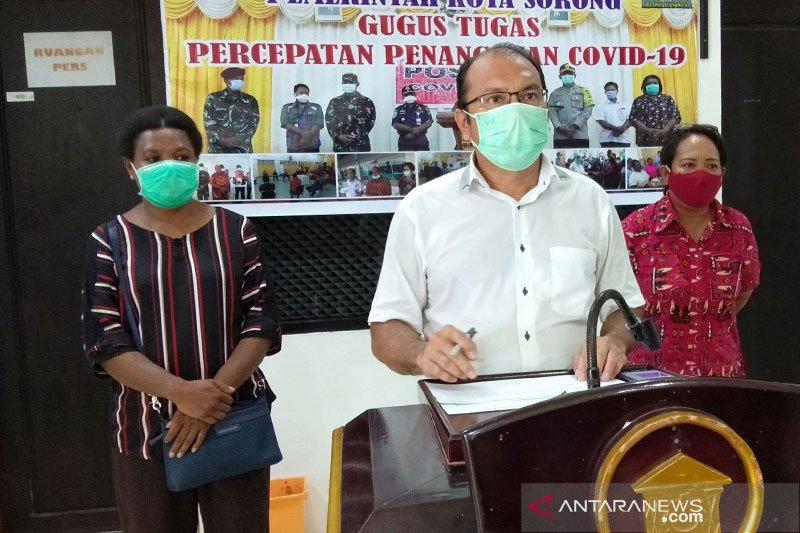 Kota Sorong umumkan satu pasien baru positif COVID-19