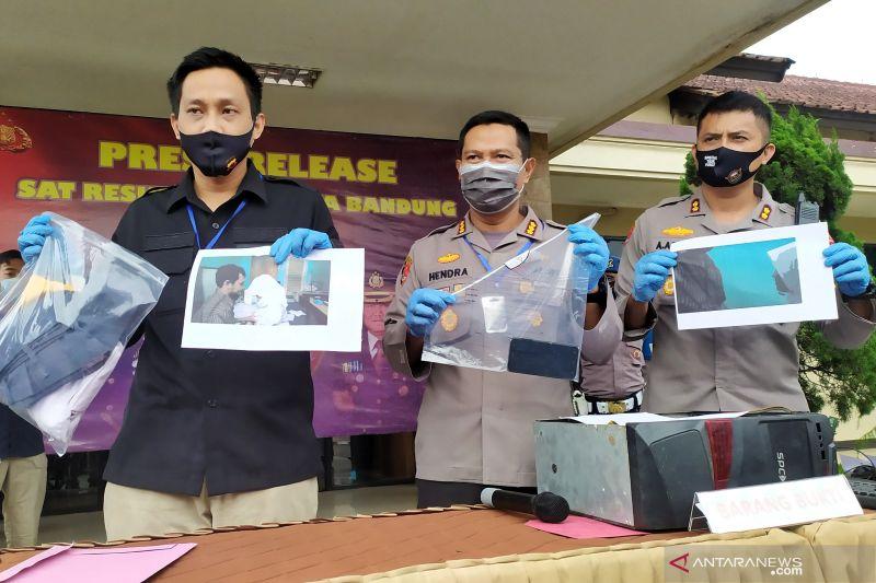 Polisi ungkap kasus asusila guru pesantren di Bandung selama 4 tahun