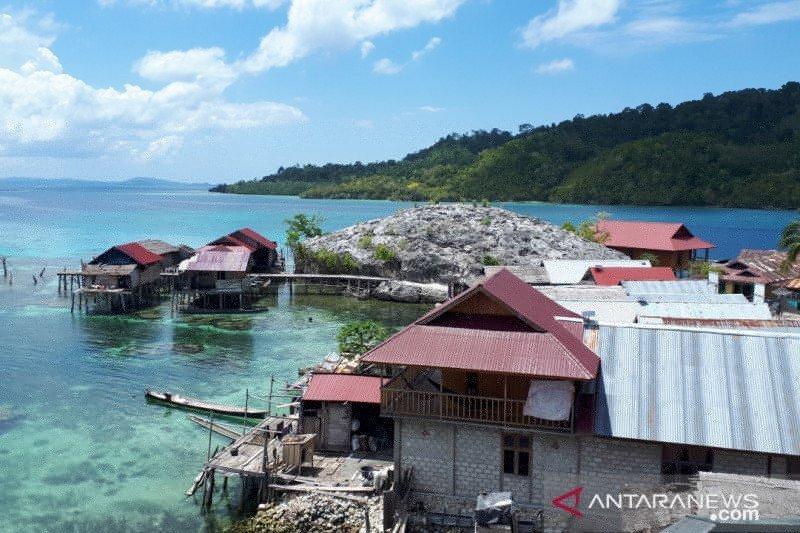 Wisata Kepulauan Togean belum dibuka untuk umum di momen Lebaran