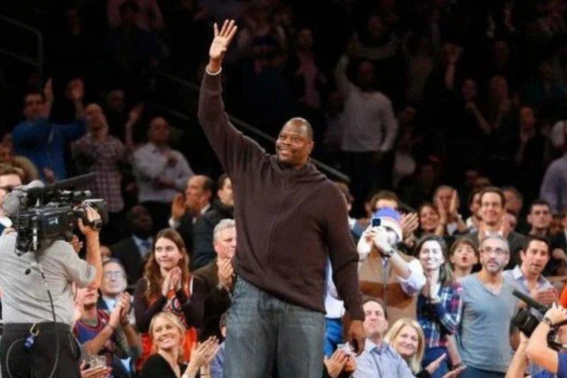 Legenda NBA Patrick Ewing tinggalkan rumah sakit