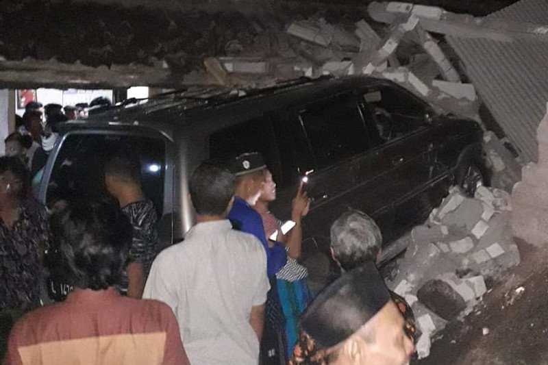 Kasus kecelakaan libatkan kapolsek di Rembang ditangani Polda Jateng
