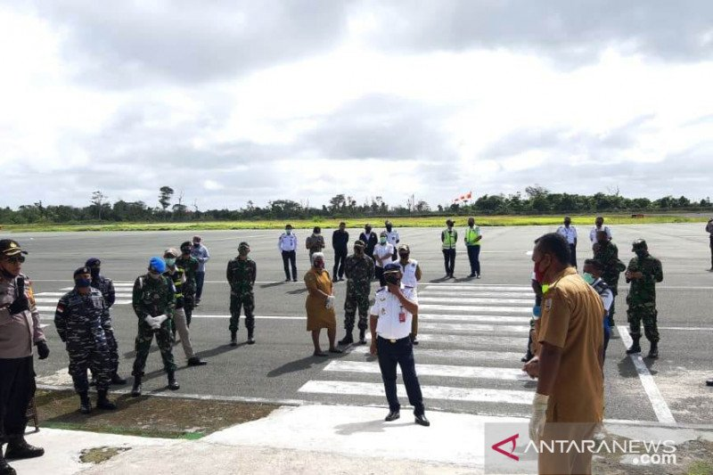 Bandara Mathilda Batlayeri Saumlaki kembali dibuka