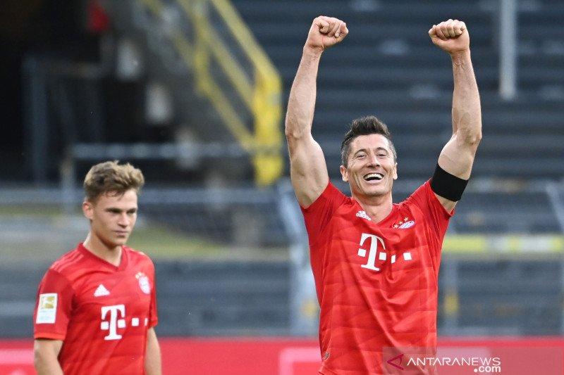 Klasemen Liga Jerman usai Bayern menangi Der Klassiker