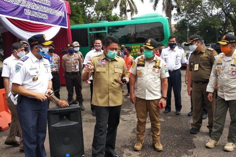 Gubernur: Sumsel tertinggi di Sumatera karena banyak uji