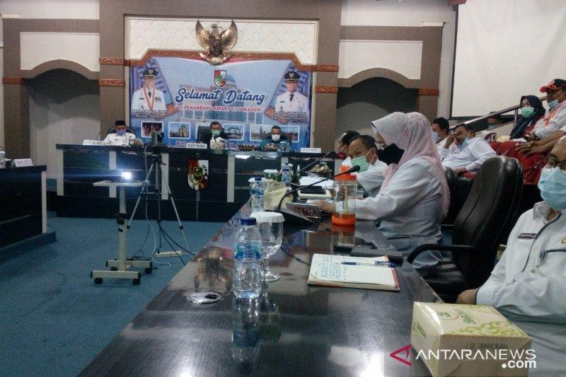 Kota Pekanbaru mulai berlakukan normal baru