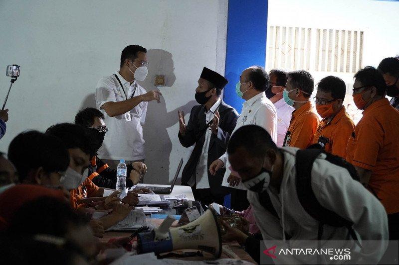 Penyaluran BST tahap satu Kabupaten Bekasi selesai pekan ini