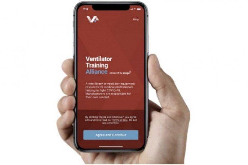 Smiths Medical umumkan kemitraan aplikasi Ventilator Training Alliance